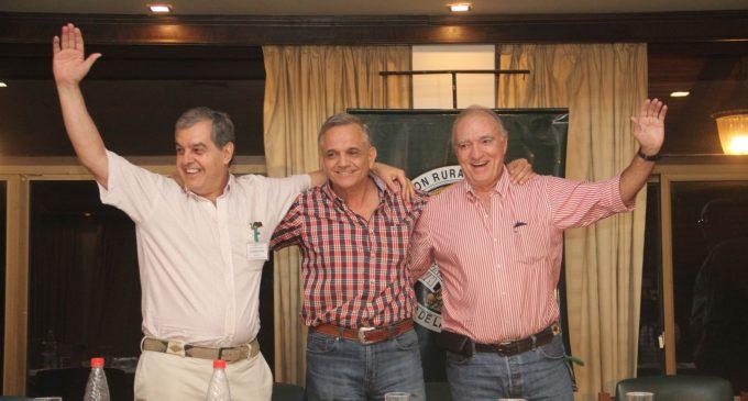 Villasanti es reelecto presidente de la ARP y pide al nuevo Gobierno mayor protección y seguridad