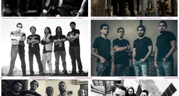 Rock y metal en el Darklight Theatre