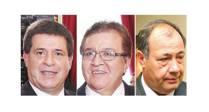 Lugo anuncia que no dejará jurar a Horacio Cartes, Nicanor Duarte Frutos ni Juan Afara