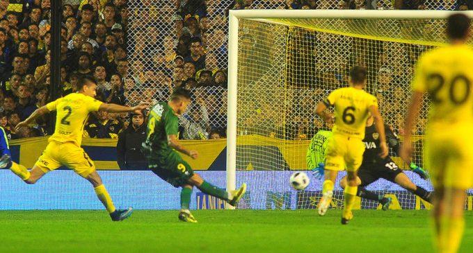 Defensa y Justicia venció por primera vez a Boca Juniors