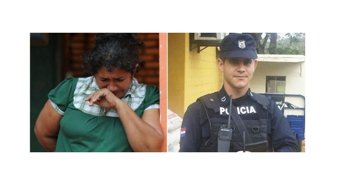 Ña Obdulia Florenciano anuncia que se crucificará tras no recibir información sobre Edelio