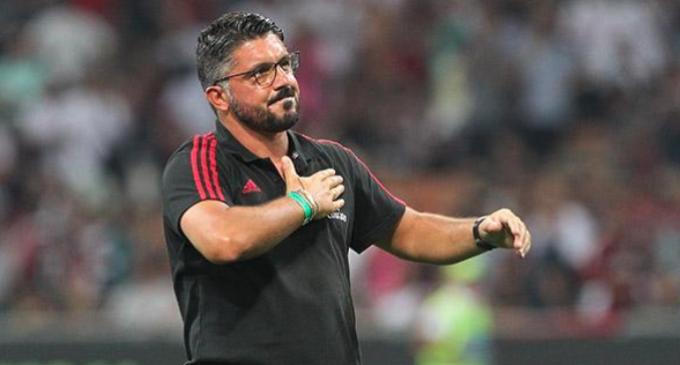 Gattuso renueva con el Milan