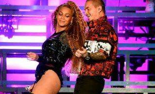 """El sensual baile de Beyoncé y J Balvin al ritmo de """"Mi gente"""""""
