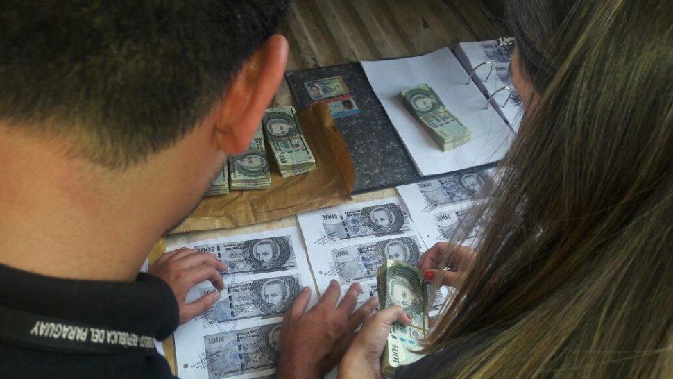 Arresto domiciliario para fiscal que cayó con dinero