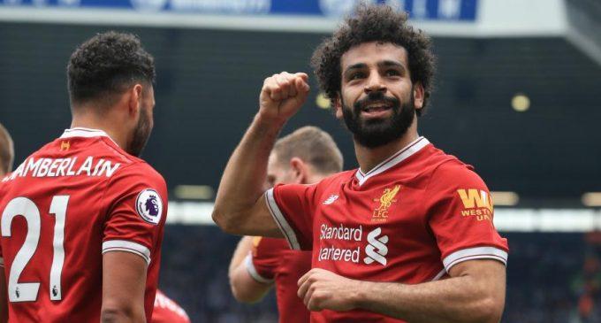 Salah adelanta a Messi en las apuestas por el Balón de Oro