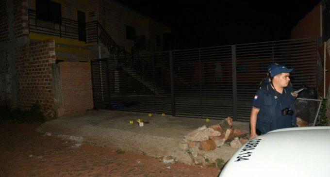 Asesinan a un hombre en San Lorenzo
