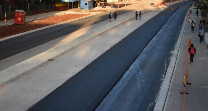 MOPC: Ultiman detalles de construcción en San Lorenzo