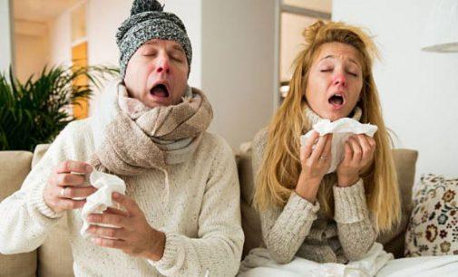 Si estás con gripe, evitá estas prácticas