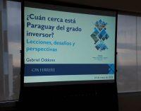 ¿Cuán cerca está Paraguay del grado inversor?