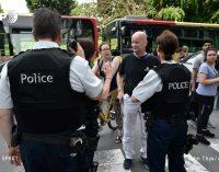 Atentado terrorista en Bélgica: un hombre asesinó a tres personas