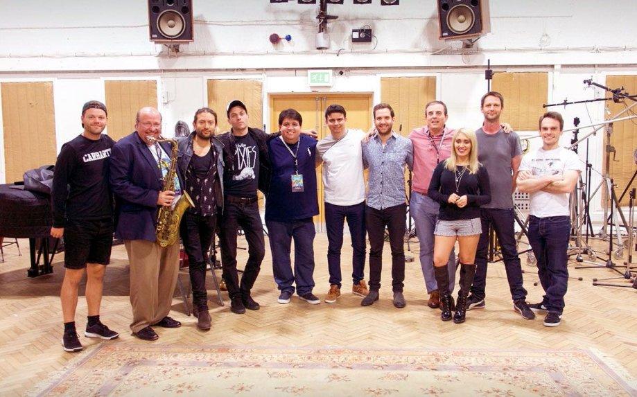 """""""Aguije"""", el disco en idioma guaraní grabado en el mítico Abbey Road Studios de Londres"""