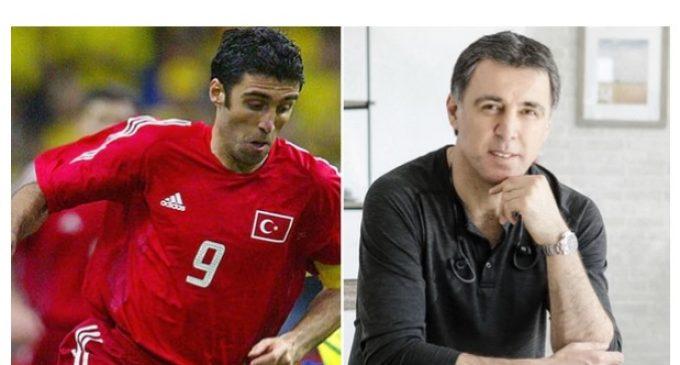 Fue héroe de Turquía en el Mundial 2002, fue exiliado y ahora atiende una cafetería: Así es la vida de Hakan Sükür