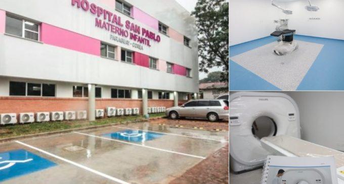 Habilitarán nuevas infraestructuras en Hospital San Pablo