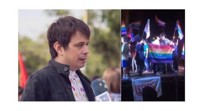 """Somos Gay dice que imputación contra activista es una """"persecución política e ideológica"""""""