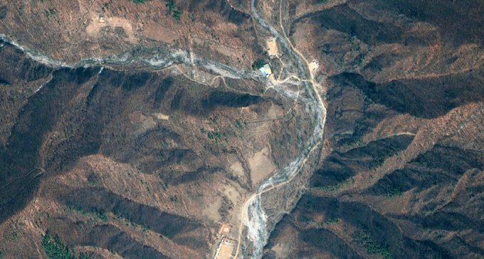 Estudio revela que la última prueba nuclear de Corea del Norte fue tan potente que hasta movió una montaña