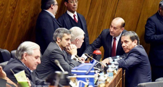 Carlos Amarilla anuncia voto a favor de Pucheta