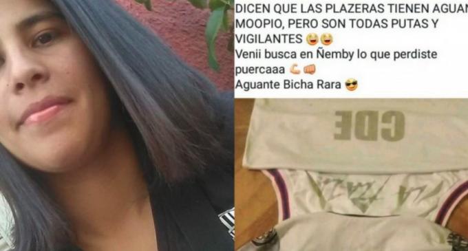 Supuesta agresora de hincha de Cerro está embarazada