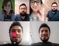 Las llamadas y videollamadas grupales llegaron a WhatsApp