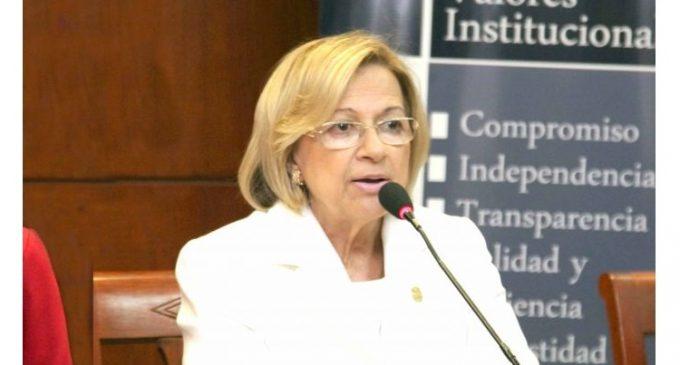 Habría votos para designar a Alicia Pucheta como Vicepresidenta de la República