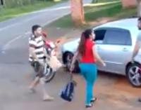 La historia detrás del video: Papá peleó contra agresor de su hija
