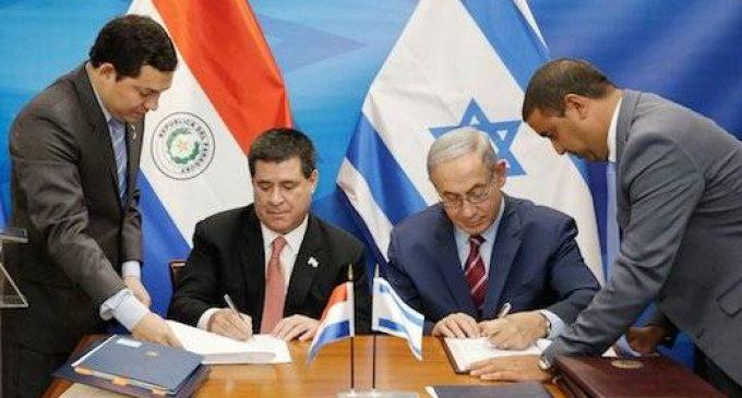 Paraguay instalará su embajada en Jerusalén