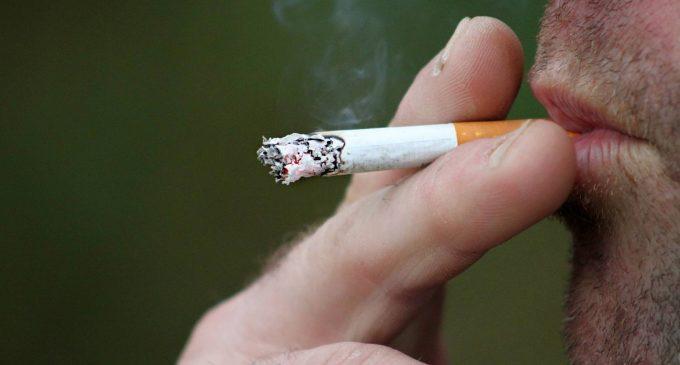 ¿Todavía quieren fumar?
