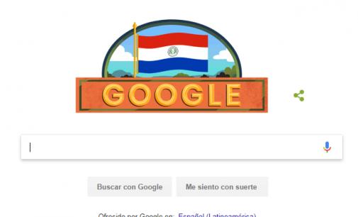 Google saluda al Paraguay