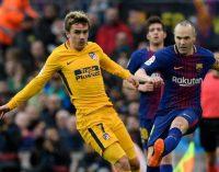 Barcelona comenzó a conversar por Griezmann