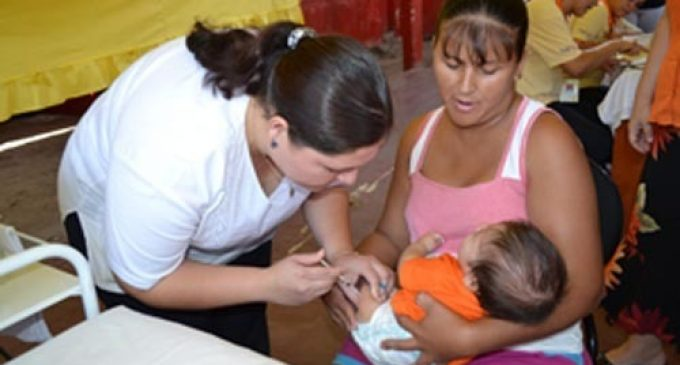 Llegaron al país las vacunas contra la influenza