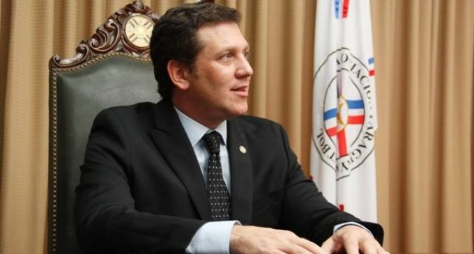 Alejandro Domínguez fue reelecto en la Conmebol