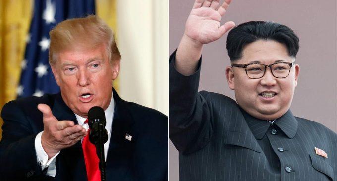 Un alto mando norcoreano entregó carta a Trump
