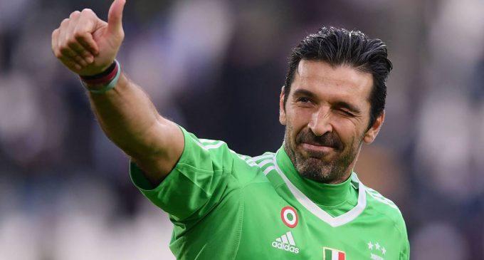 Extraoficial: Buffon será presentado en el PSG