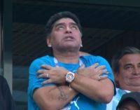 Memes de Maradona acaparan las redes