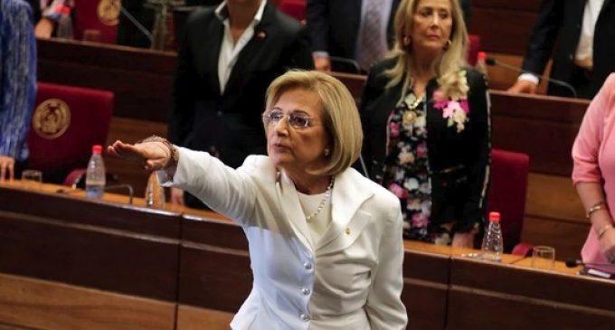 """""""Alicia Pucheta debe ser sometida a juicios político y penal"""", dice senador liberal"""