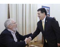 Adolfo Ferreiro no votaría a favor de Cartes, cree su hijo
