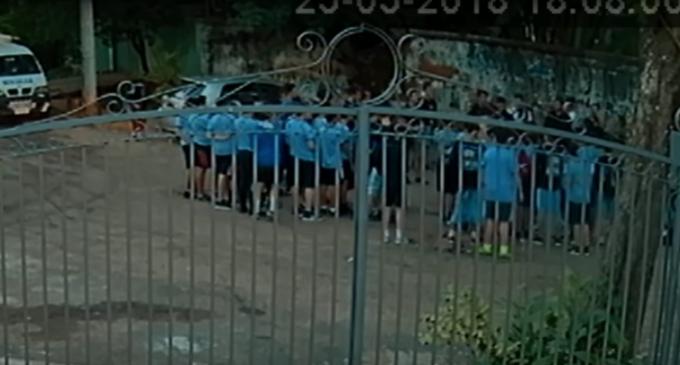 """Caso Colegio San José: Continúan esperando """"desmatriculación"""" de implicados en golpiza"""