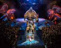 Reprograman funciones de Cirque Du Soleil
