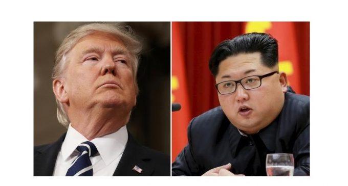 """Trump advierte: Singapur será """"la única oportunidad"""" que tendrá Kim Jong-un"""
