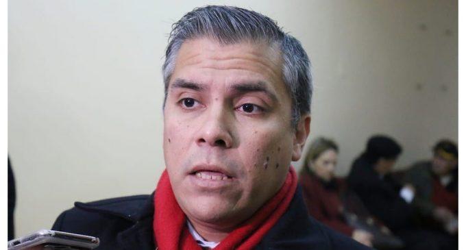 """La denuncia contra Petta vino en un """"momento inoportuno"""", dice apoderado de la ANR"""