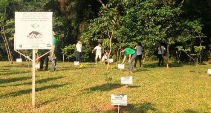 Estudiantes de la UNA reciben reconocido premio ambiental internacional