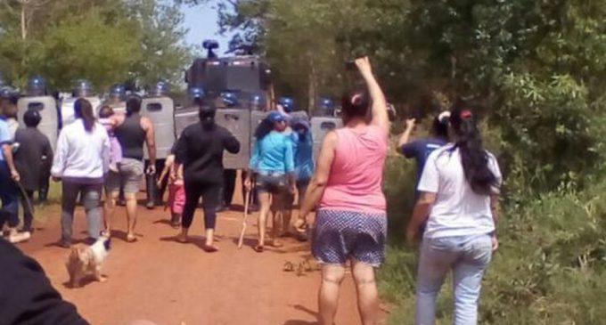 Tensión en Guahory: Permanece temor por desalojo de campesinos