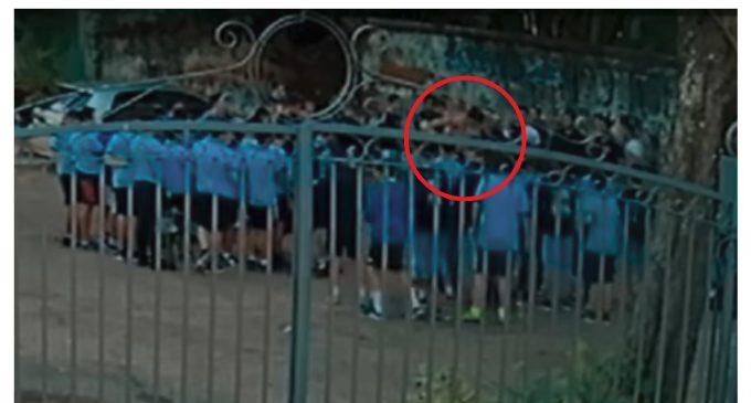 MEC espera antecedentes académicos de quienes dieron brutal golpiza a alumno
