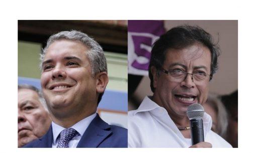 Colombia elige en segunda vuelta a nuevo presidente