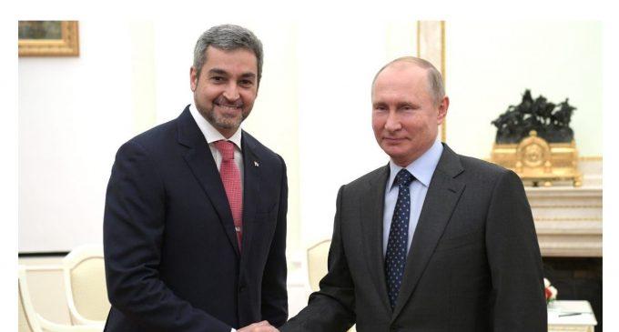 """Castiglioni afirma que Paraguay y Rusia """"tienen mucho en común y pueden trabajar como aliados"""""""
