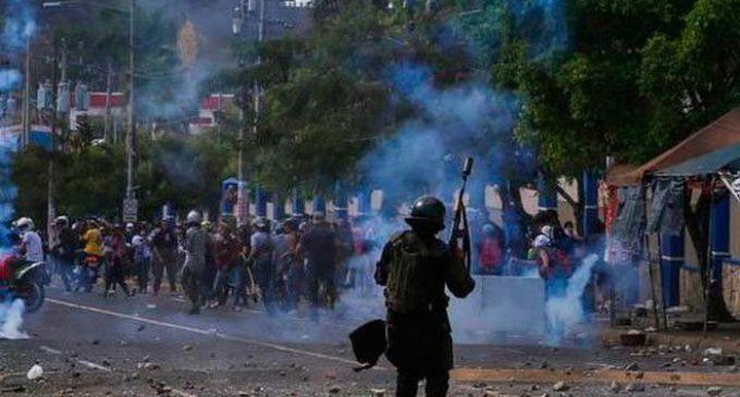 Corte Interamericana de Derechos Humanos condena violencia en Nicaragua