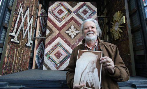 Hoy comienza montaje de retablo de Chiquitunga en La Nueva Olla