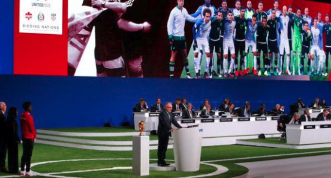 Canadá EE.UU. y México son sede para el Mundial 2026