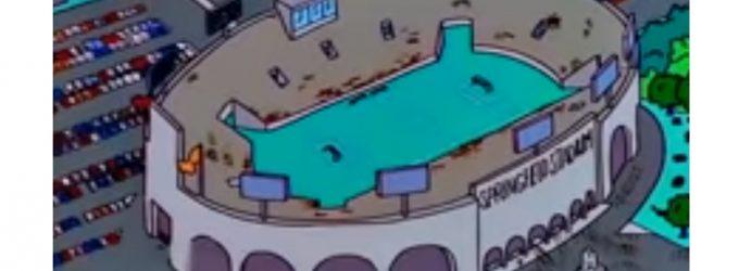 Los Simpson predicen la final del Mundial y un evento previo parece que ya se cumplió