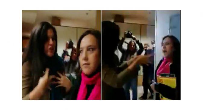 """""""¡Salite del clóset!"""": Critican palabras de diputada pro paridad"""