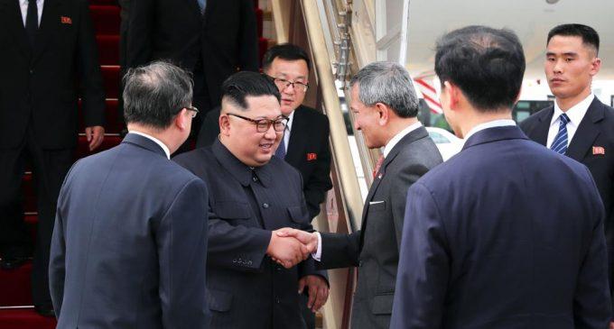 Más de 5.000 policías y 2.500 periodistas para la cumbre de Trump y Kim Jong-un